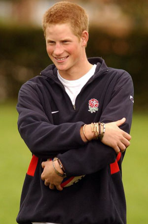 prince harry england. PRINCE HARRY
