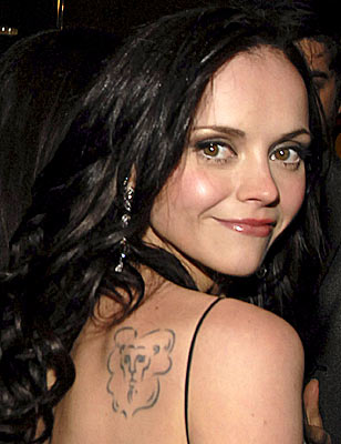 alyssa milano tattoo. Alyssa Milano Mary J. Blige